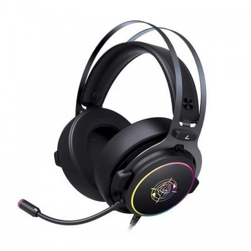 Ακουστικά Zeroground HD-2900G HATANO (Μαύρο)
