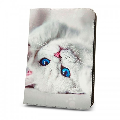 Θήκη Tablet Cute Kitty Flip Cover για Universal 9-10' (Design)