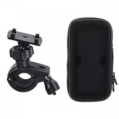 Βάση Στήριξης Αδιάβροχη Ποδηλάτου για Οθόνη 5.7' PH-B001 για Samsung Galaxy Note 3 και Sony Xperia Z (Μαύρο)
