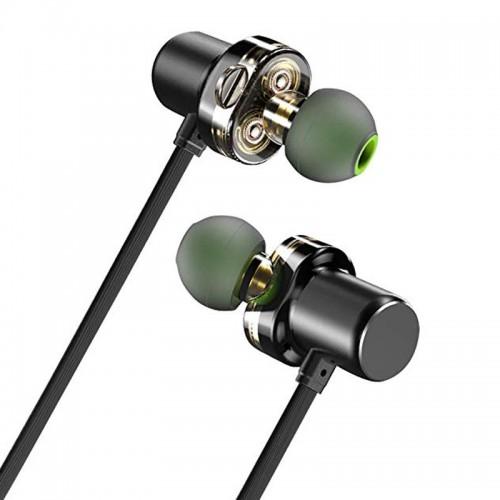 Ακουστικά Awei X680BL Handsfree Bluetooth (Μαύρο)