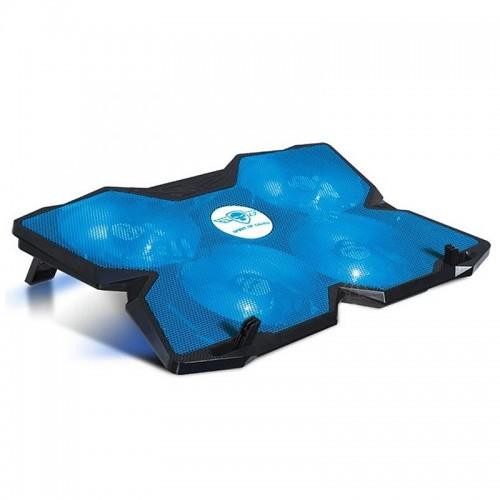 Notebook Cooler Spirit Of Gamer Air Blade 500 SOG-VE500BL (Μπλε)