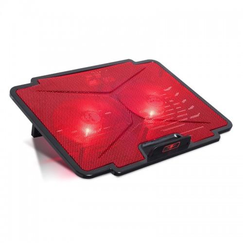 Notebook Cooler Spirit Of Gamer Air Blade 100 SOG-VE100RE (Κόκκινο)