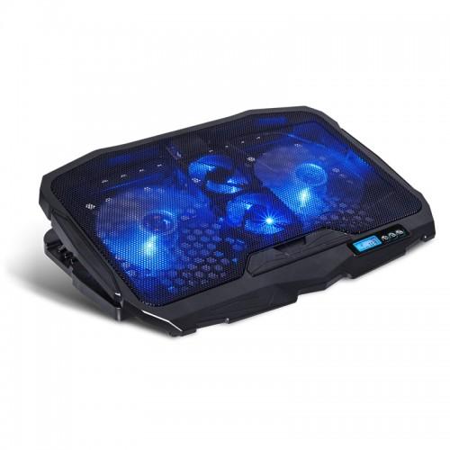 Notebook Cooler Spirit Of Gamer Air Blade 600 SOG-VE600BL (Μπλε)