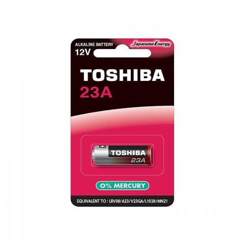Μπαταρία Toshiba 23Α (Ασημί)