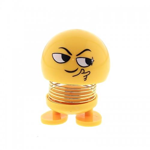 Διακοσμητικό Ελατήριο Emoji Angry (Design)