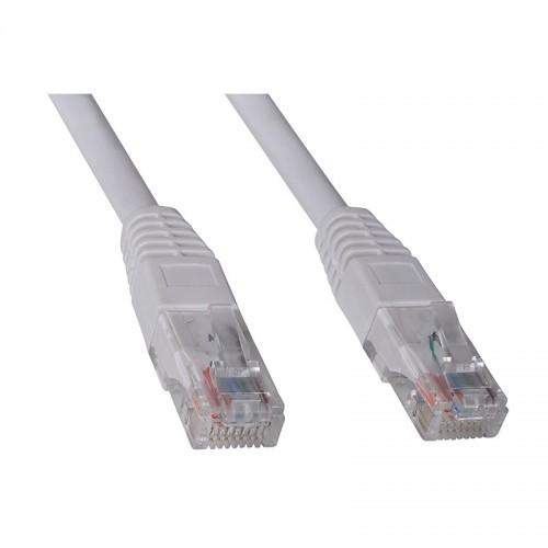 Καλώδιο Powertech Ethernet 5m UTP (Γκρί)