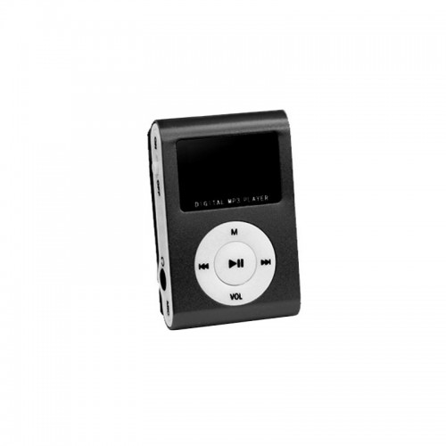 Mp3 Player With Radio Setty  (Μαύρο)