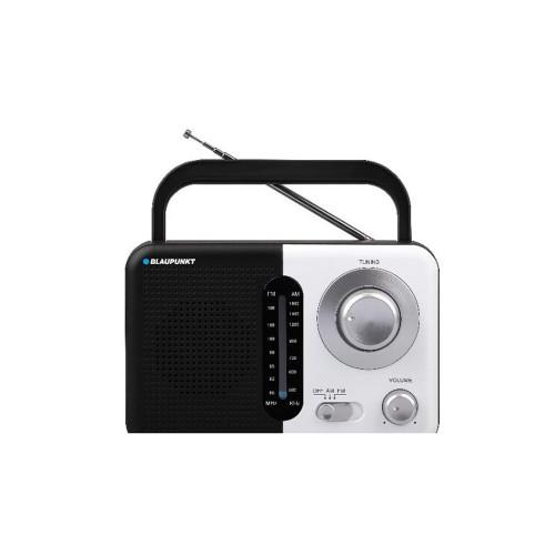 Ραδιόφωνο Blaupunkt PR7BK  (Μαύρο-Άσπρο)
