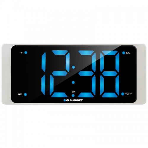 Επιτραπέζιο Ρολόι Blaupunkt CR16WH (Άσπρο)