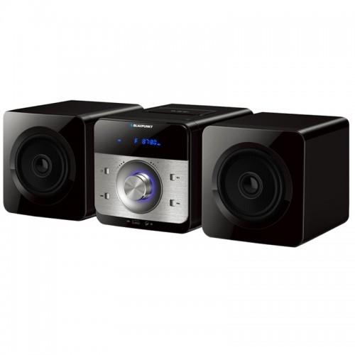Micro system CD/USB player and FM radio Blaupunkt MS6BK (Μαύρο)