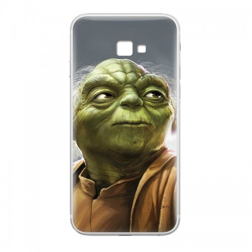 Θήκη Star Wars Yoda 006 Back Cover για Samsung Galaxy J4 Plus (Design)