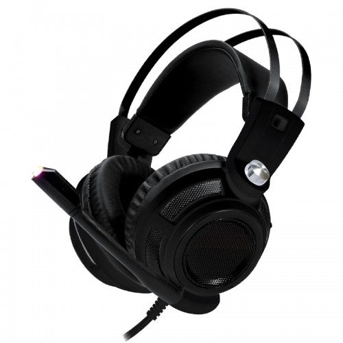 Gaming Ακουστικά Omega Varr με μικρόφωνο OVH4050B (Μαύρο)