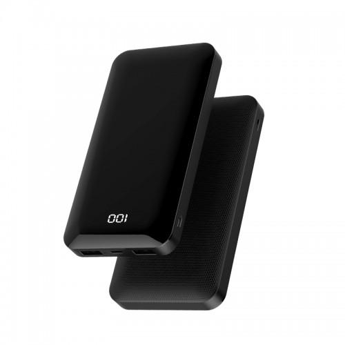 Power Bank Golf LCD G36 5000mAh (Μαύρο)
