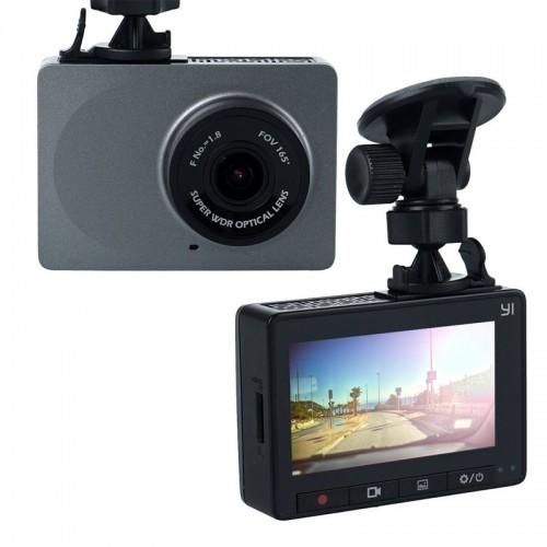 YI Smart Dash Camera rt Dash Camera (Space Gray)