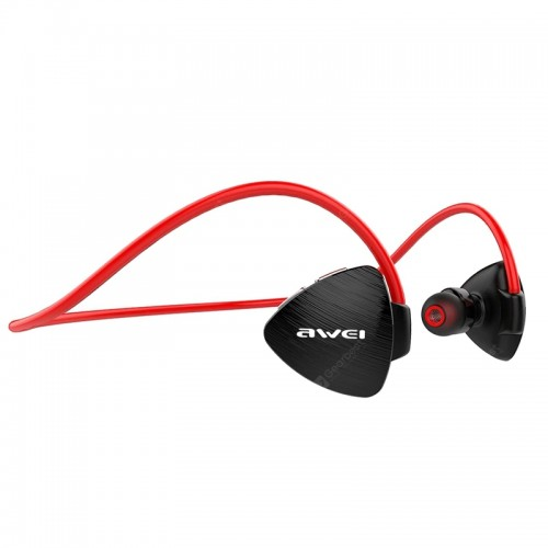 Ακουστικό Bluetooth Awei A847BL (Κόκκινο)