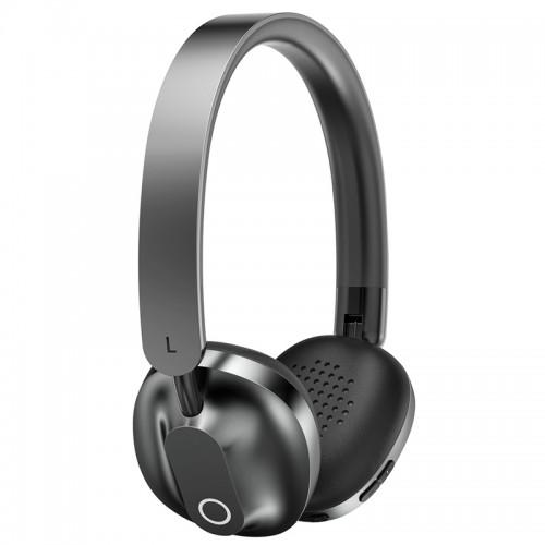 Ακουστικά Bluetooth Baseus Enock D01 Tarnish NGD01-0A (Μαύρο)