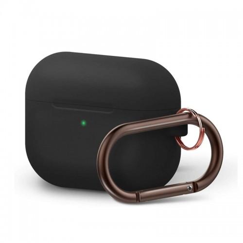 Θήκη OEM Σιλικόνης για Apple Airpods Pro (Black)