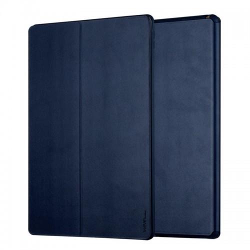 Θήκη X-Level Fib Color Flip Cover για iPad Air (Σκούρο Μπλε)