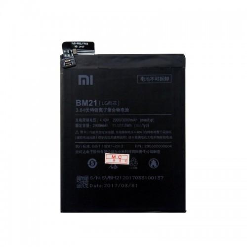Μπαταρία Xiaomi BM21 για Mi Note 4 2900mAh Bulk (Μαύρο)