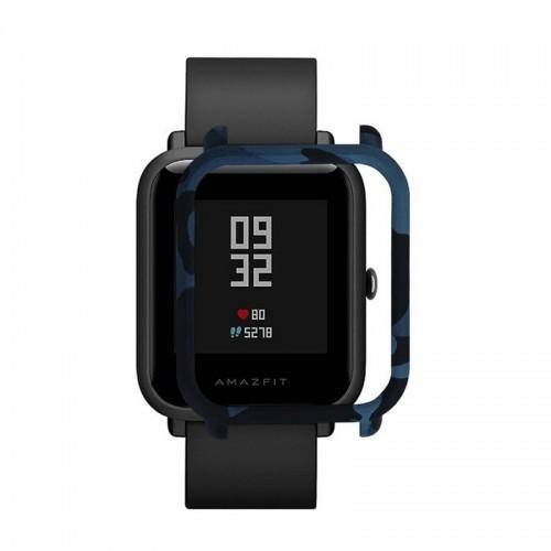 Προστατευτικό Κάλυμμα Camo Xiaomi Amazfit Bip (Μπλε)