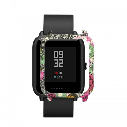 Προστατευτικό Κάλυμμα Floral Xiaomi Amazfit Bip (Design)