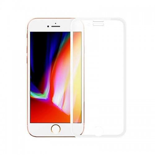 Tempered Glass Cool Radian Series για iPhone 6/6S (Άσπρο)
