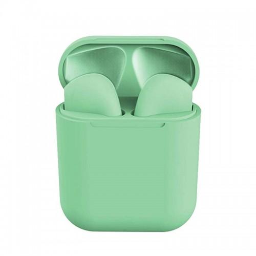 Ασύρματα Ακουστικά inPods 12 Eleven Pro (Green)