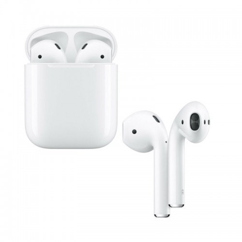 Apple AirPods 2 With Wireless Charging (2019) MRXJ2ZM/A (Άσπρο)