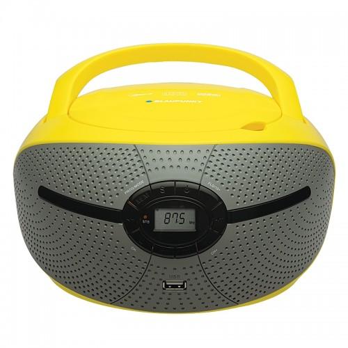 Ράδιο-CD/Mp3 Blaupunkt BB6YL (Κίτρινο)