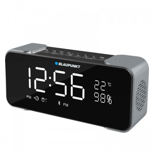 Ρολόι Ραδιόφωνο Blaupunkt BT16CLOCK (Μαύρο)