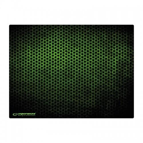 Esperanza Gaming Mouse Pad Grunge Grand EA146G  (Πράσινο - Μαύρο)