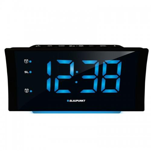 Ραδιόφωνο ξυπνητήρι Blaupunkt CR80USB (Μαύρο)
