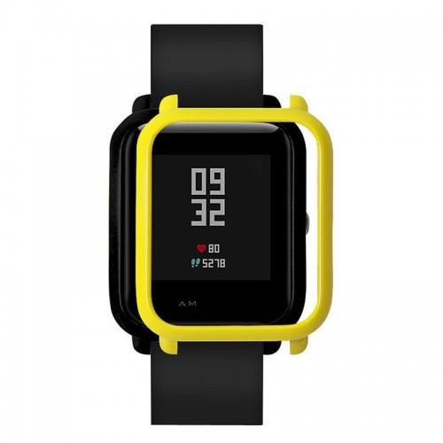 Προστατευτικό Πλαίσιο OEM για Xiaomi Amazfit Bip (Κίτρινο)