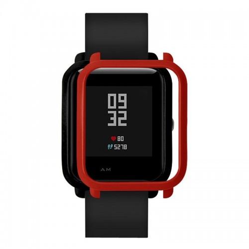 Προστατευτικό Πλαίσιο OEM για Xiaomi Amazfit Bip (Κόκκινο)