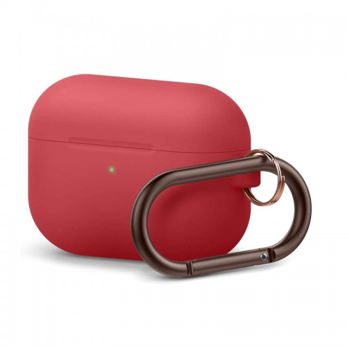 Θήκη OEM Σιλικόνης για Apple Airpods Pro (Red)