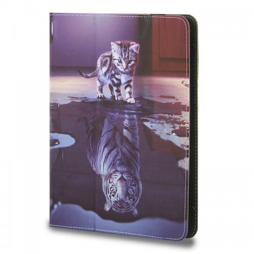 Θήκη Tablet Little Tiger Flip Cover για Universal 9-10' (Design)