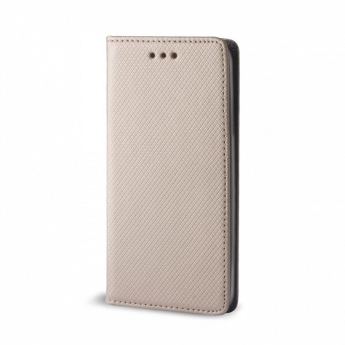 Θήκη Flip Cover Smart Magnet για Xiaomi Redmi Note 8 (Χρυσό)
