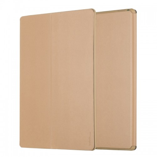 Θήκη X-Level Fib Color Flip Cover για iPad Air (Χρυσό)