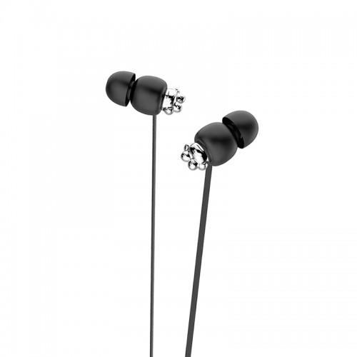 Ακουστικά Handsfree Yookie YK1080 (Μαύρο)