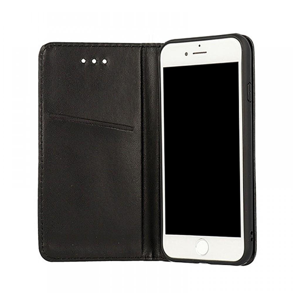 Θήκη Vennus Twin 2 in 1 Flip Cover για Samsung Galaxy A50 (Μαύρο)