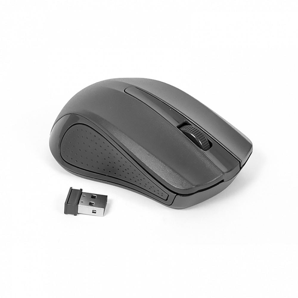 Ποντίκι Ασύρματο Omega OM0419B (Μαύρο)