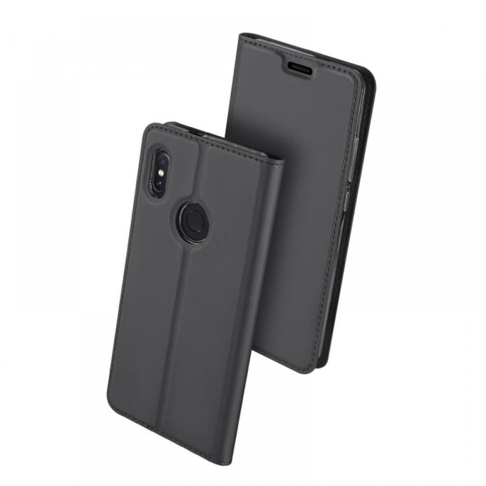 Θήκη Dux Ducis SkinPro Flip Cover για Samsung Galaxy A40 (Μαύρο)