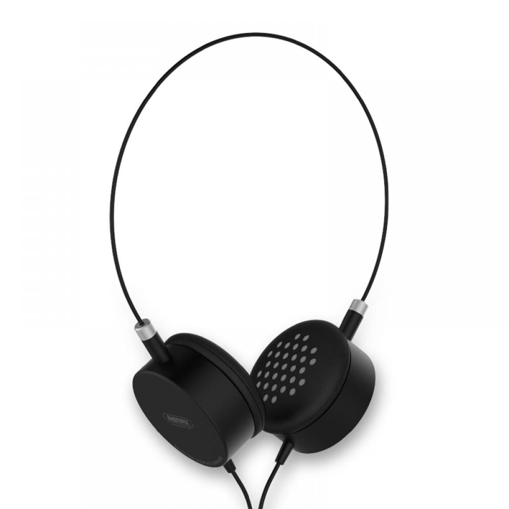 Ακουστικά Remax RM-910 (Μαύρο)