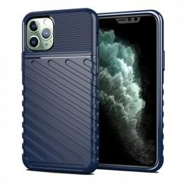 Θήκη Thunder Back Cover για iPhone 12 / 12 Pro (Μπλε)