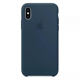 Θήκη Original Apple Silicone Case για iPhone X/XS (MUJU2ZM/A) (Pacific Green)