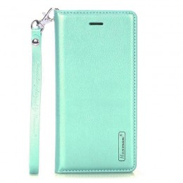 Θήκη Hanman Art Leather Diary για Samsung Galaxy S20 Plus (Βεραμάν)