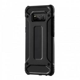 Θήκη MyMobi Hybrid Armor Back Cover για Samsung Galaxy A42 (Μαύρο)