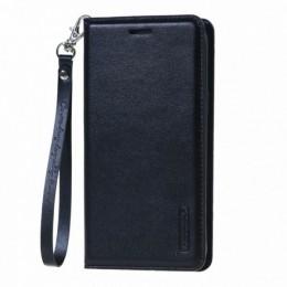 Θήκη Hanman Art Leather Diary για Samsung Galaxy S20 Plus (Μαύρο)