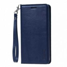 Θήκη Hanman Art Leather Diary για Samsung Galaxy S20 Plus (Μπλε)
