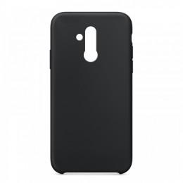 Θήκη OEM Silicone Back Cover για Huawei Mate 20 Lite (Black)